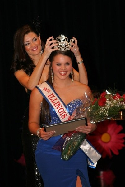 Miss Illinois High School 2010, Cassandra Ferrin